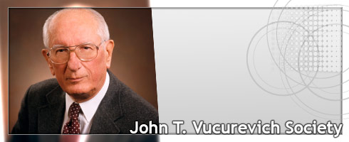 John T. Vucurevich Society