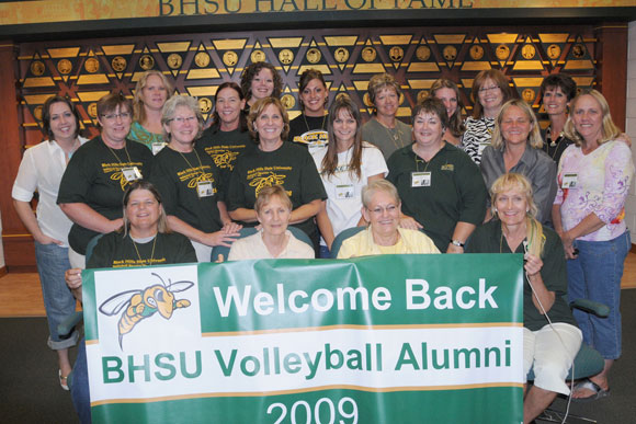 2009 Volleyball Alumni Reunion