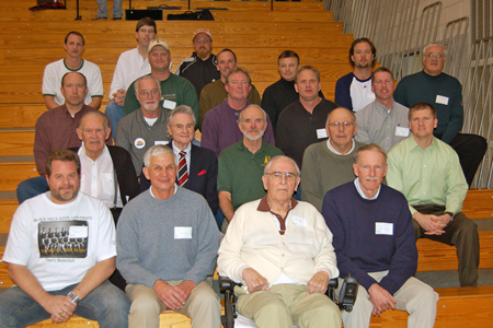 100 Year BBall Reunion