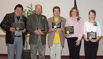 2004 Alumni Recipients