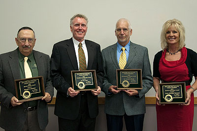 2010 Alumni Award Recipients