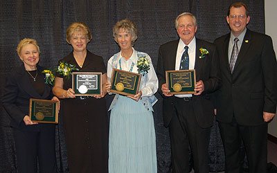 2007 Alumni Award Recipients