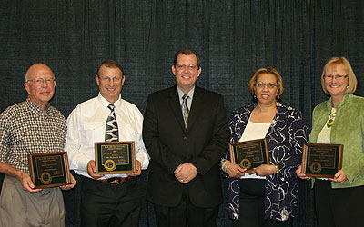 2009 Alumni Award Recipients