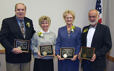 2003 Alumni Award Recipients