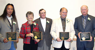 2006 Alumni Award Winners