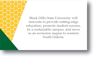 Black hills state university faculty staff marketing and black card example colourmoves