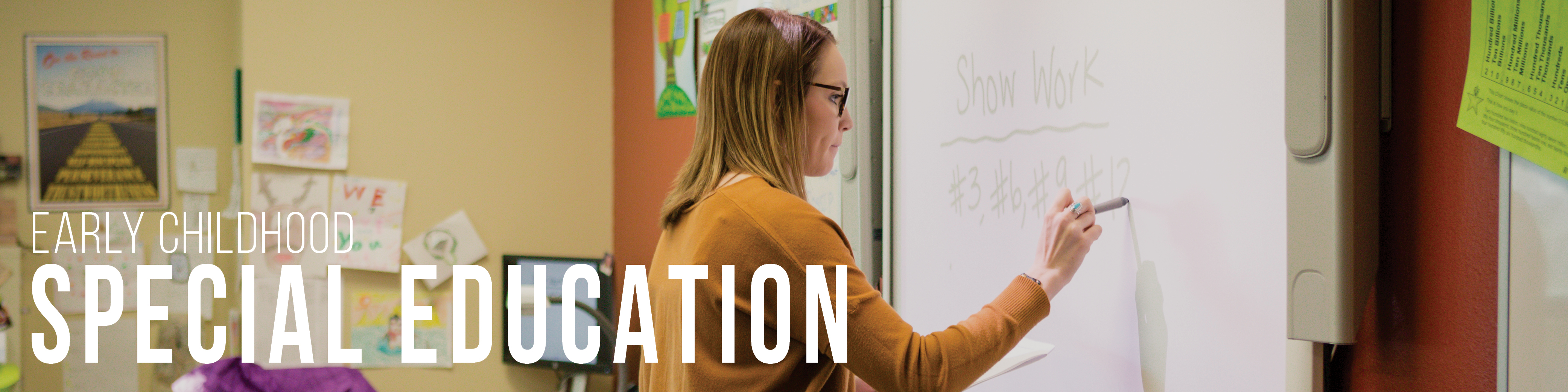 Early Childhood Special Education at BHSU
