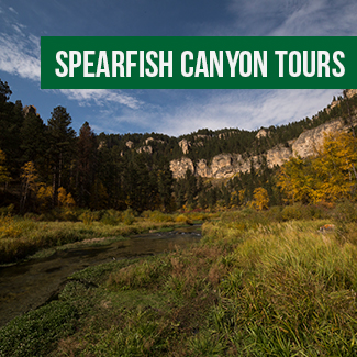 Spearfish Canyon Tours