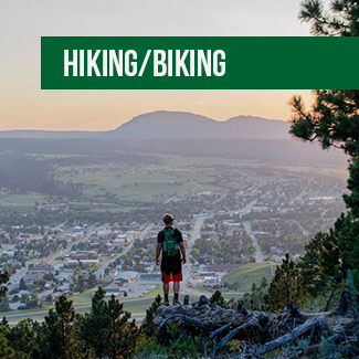 Explore Hiking and Biking in the Black Hills.