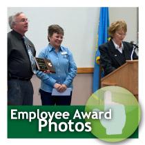 View Photos of the 2011 Employee Awards