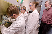 BHSU is dedicated to research.