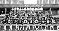 1983 Football Team