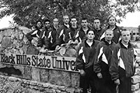 2000 Men's Cross Country Team