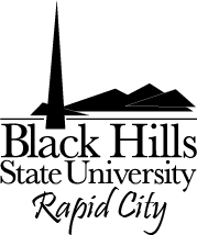 BHSU Rapid City Logo B&W