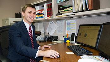 BHSU Alumni Alex Hanson