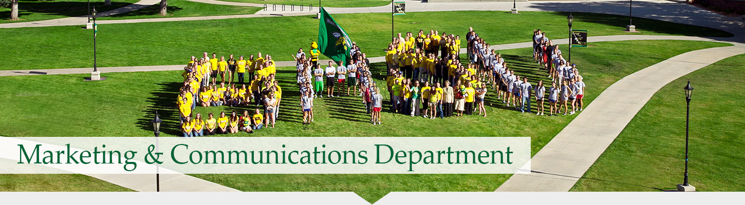 BHSU Marketing and Communications Department