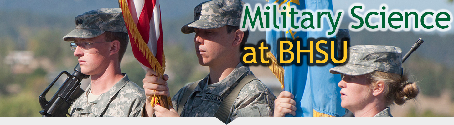 Military Science at BHSU
