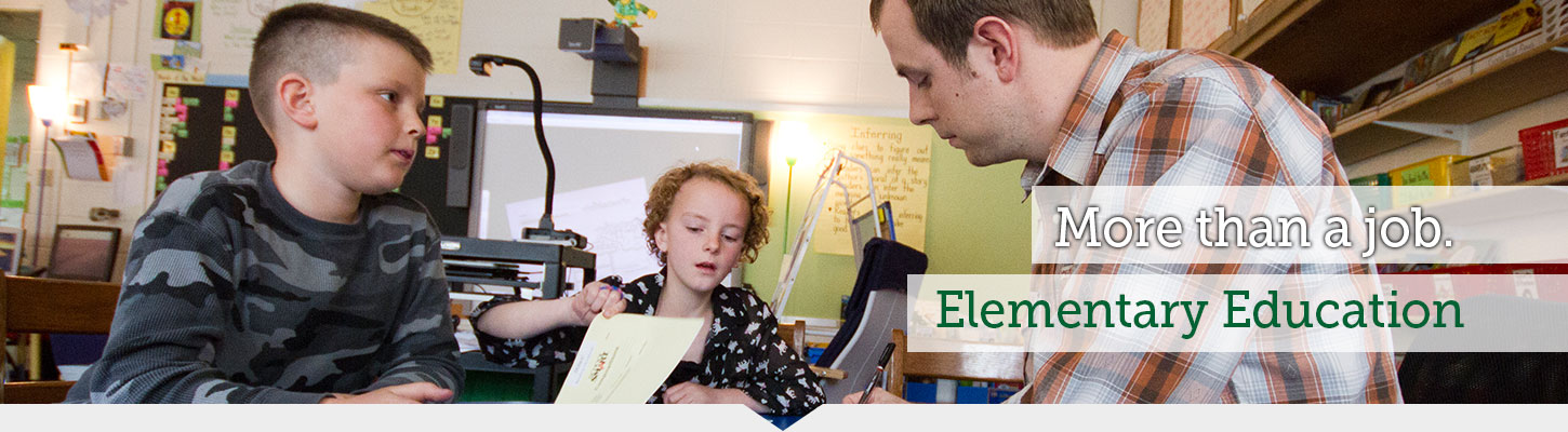 Discover the elementary education program at BHSU.