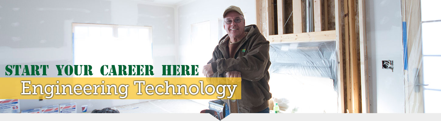 Start your career here with an Engineering Technology degree from BHSU.