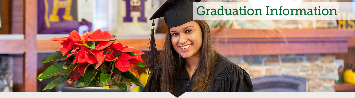 Learn more about the requirements for graduation.