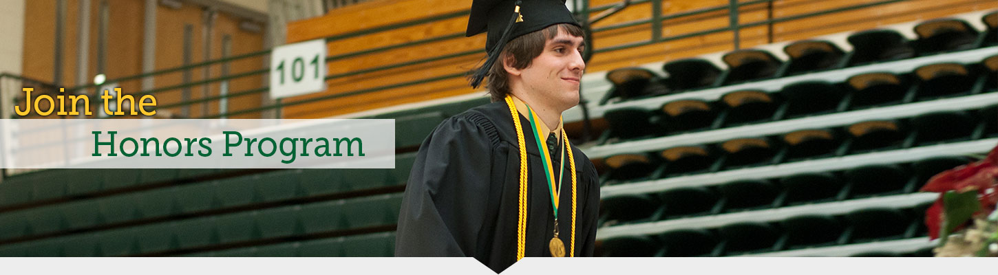 Join the BHSU Honors Program.
