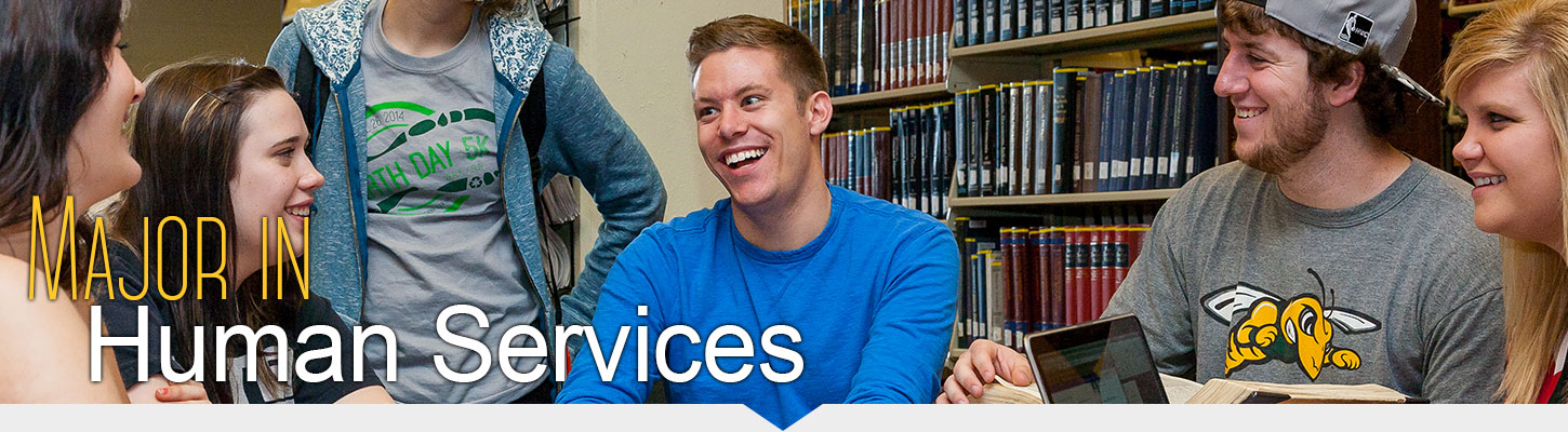 Discover Human Services at Black Hills State University in South Dakota.