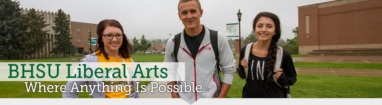 Explore the Liberal Arts