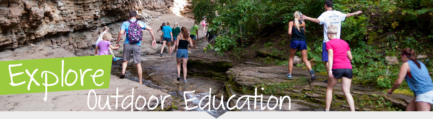 Get your Outdoor Education degree at Black Hills State University.