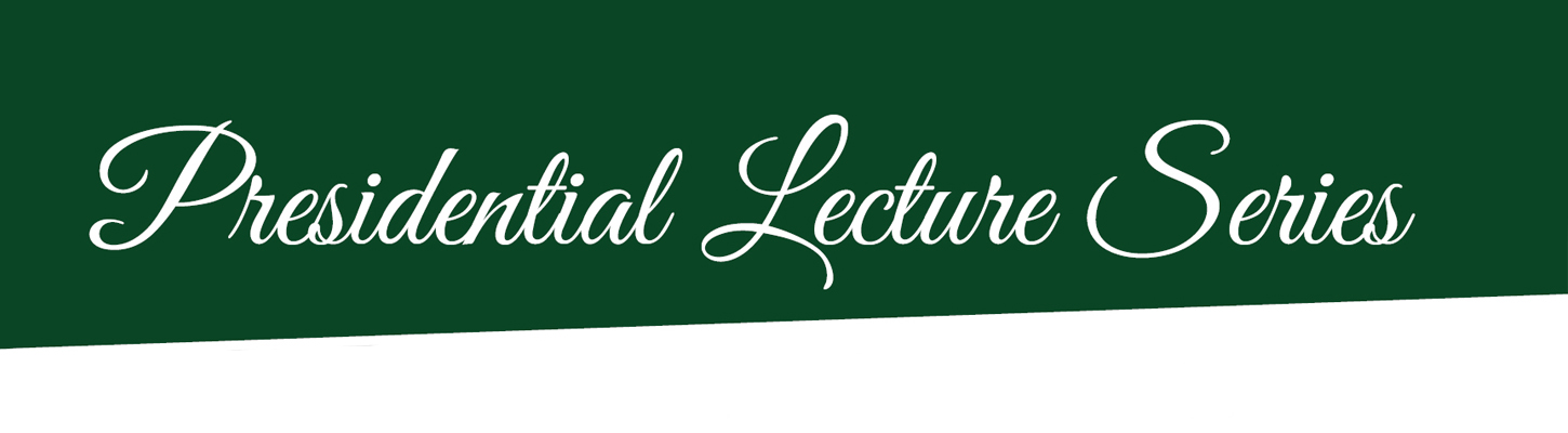 Presidential Lecture Series at Black Hills State University