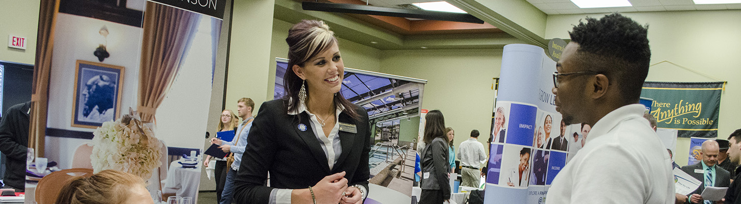 Join us for the Career and Internship Fair!