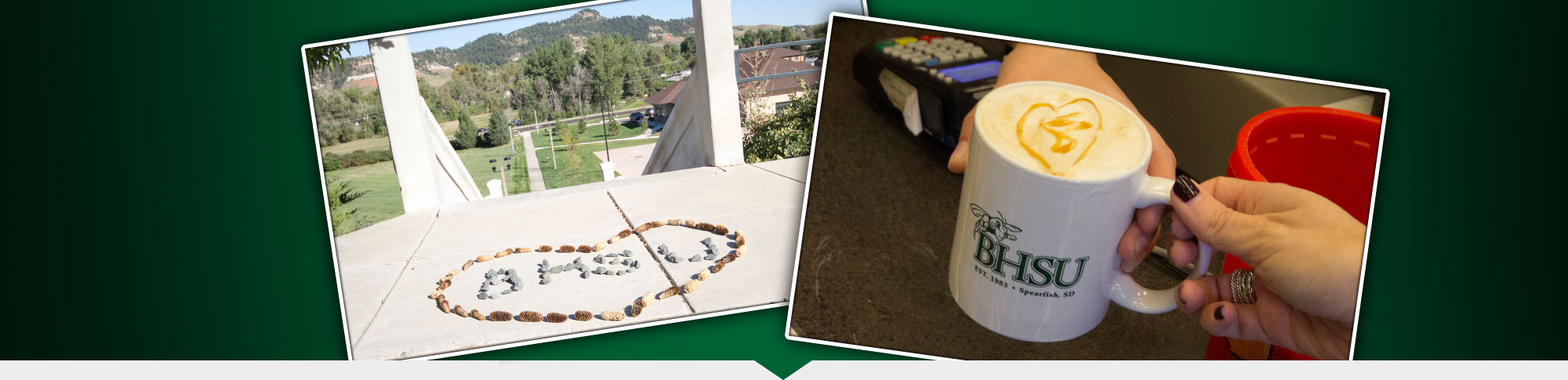 Tell your friends what you love about BHSU.