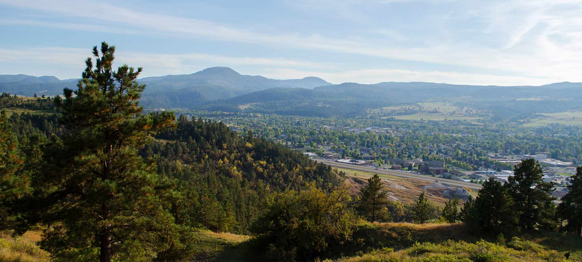 Experience the Black Hills of South Dakota at Black Hills State University in Spearfish.