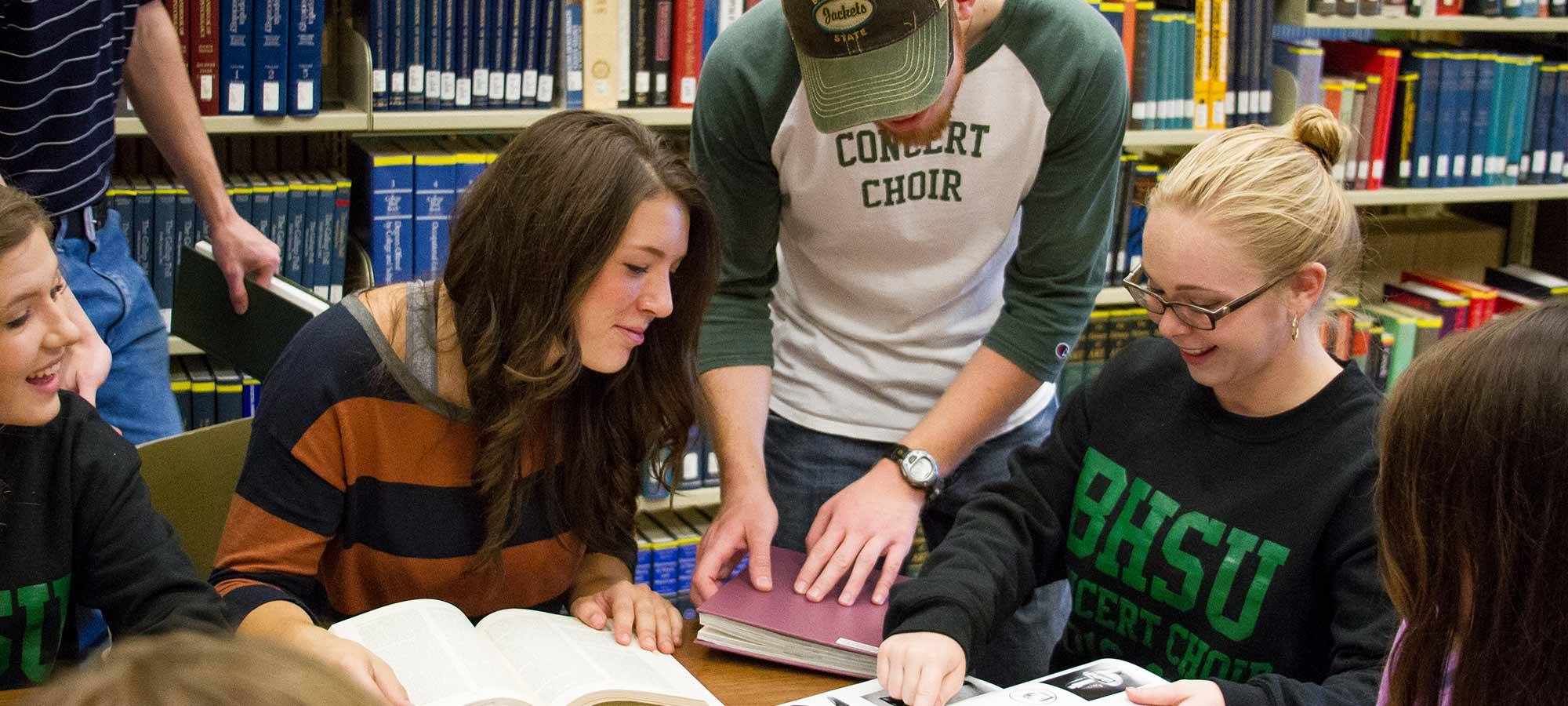 Search for classes at BHSU.