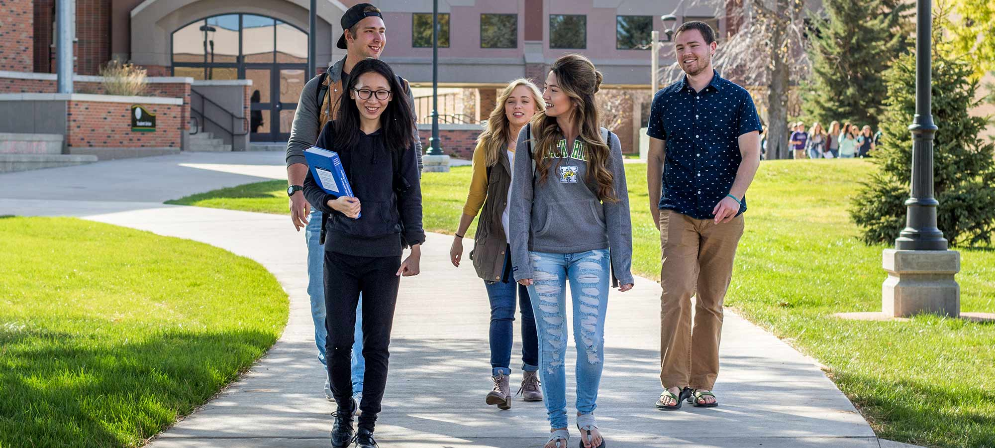 Attend an Open House at BHSU in Spearfish.