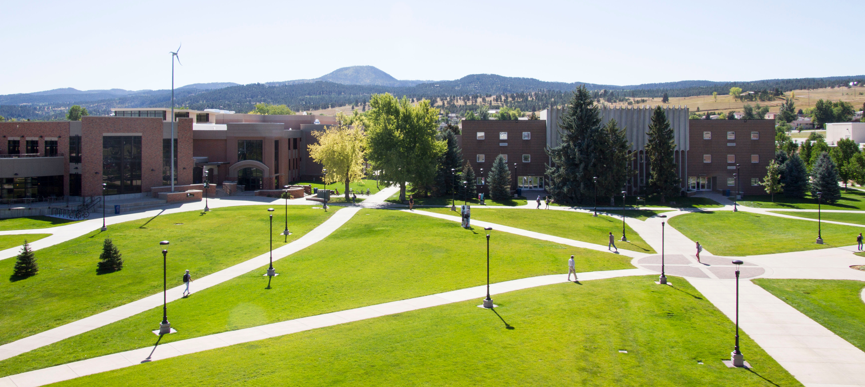 Apply to Black Hills State University.
