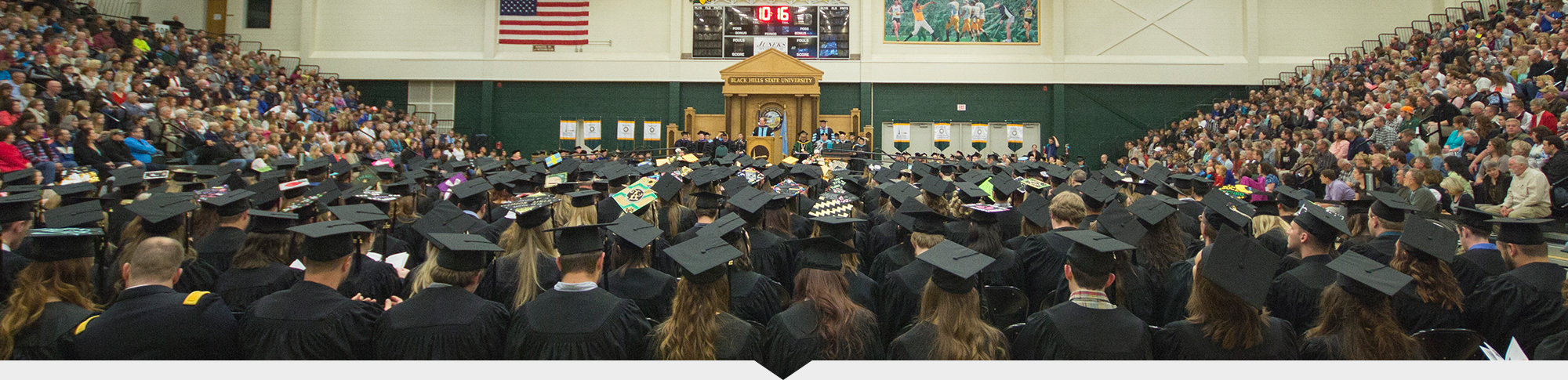 Watch Commencement at BHSU live.