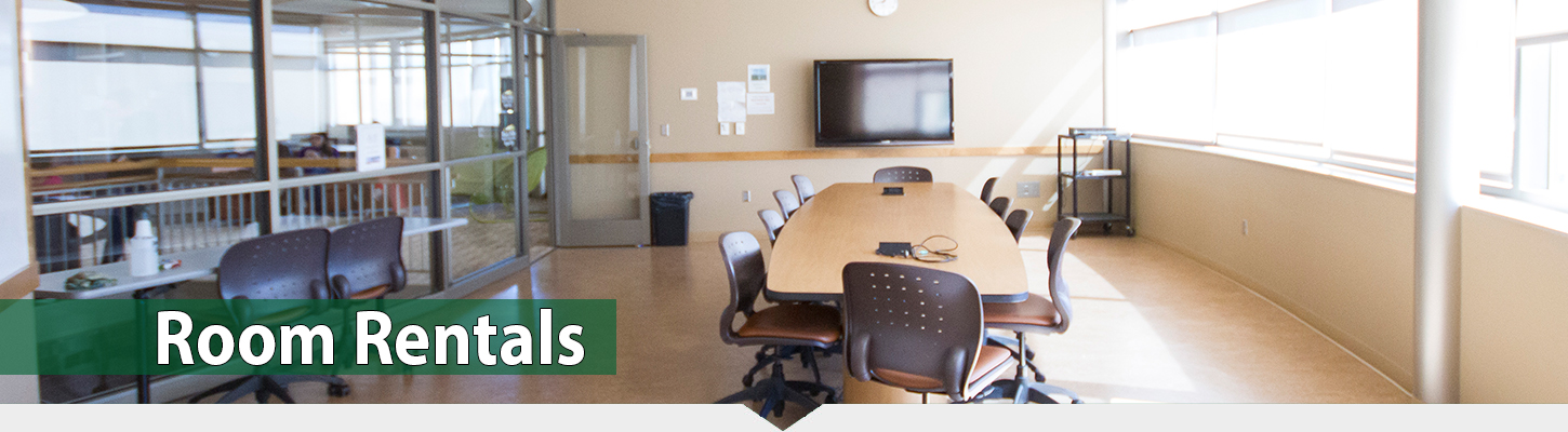 Rent a Room for your next event at BHSU-RC!