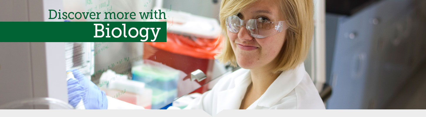 Check out the BHSU Biology Program