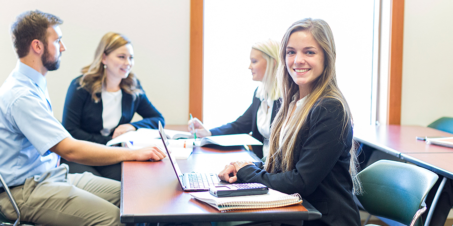 Professional Accountancy at BHSU