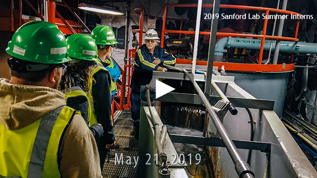 2019 Sanford Lab Interns-