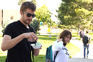 Enjoy a taste of BHSU.