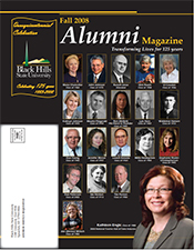 Alumni Magazine Fall 2008