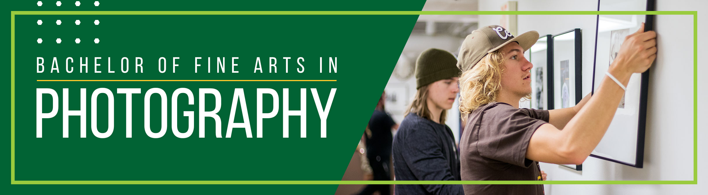 Bachelor of Fine Arts in Photography