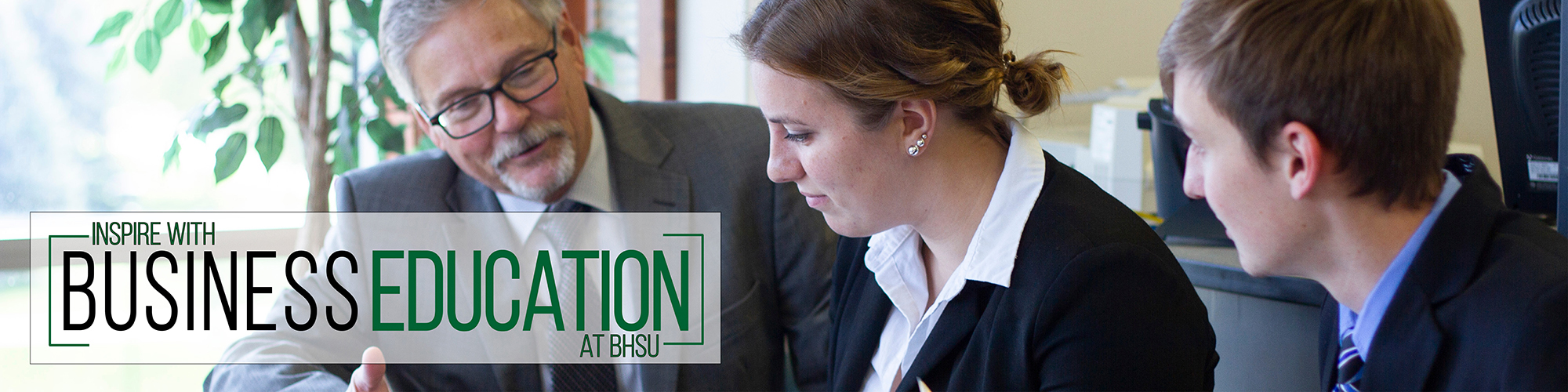 Business Education at BHSU