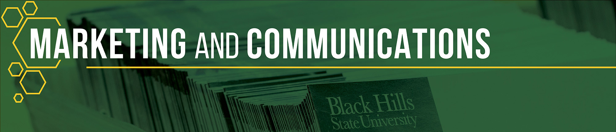 Marketing and Communication at BHSU