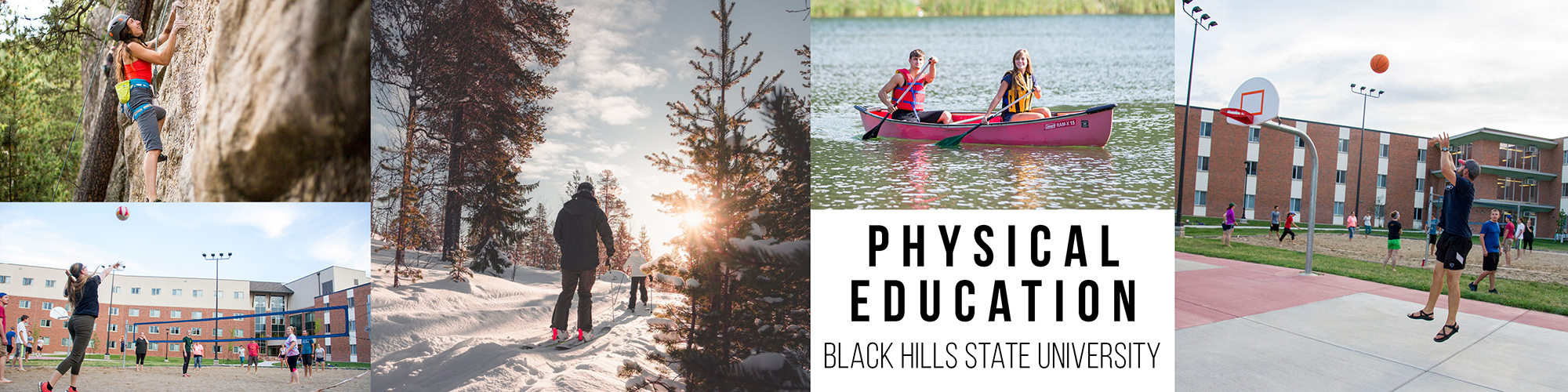 Discover your passion with Physical Education at BHSU.