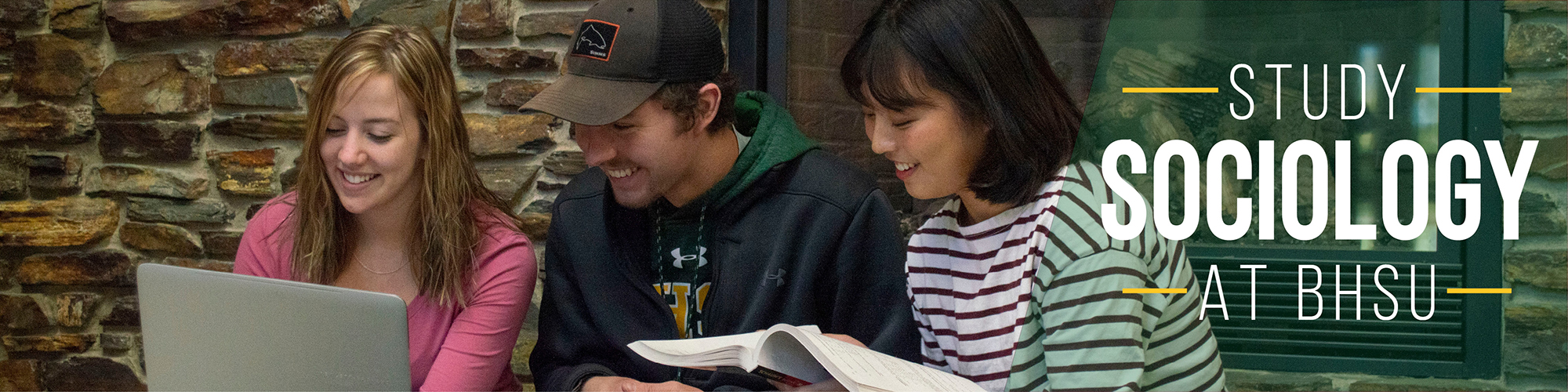 Study Sociology at BHSU