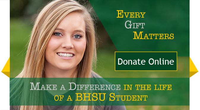 Every Gift Matters, Donate Online