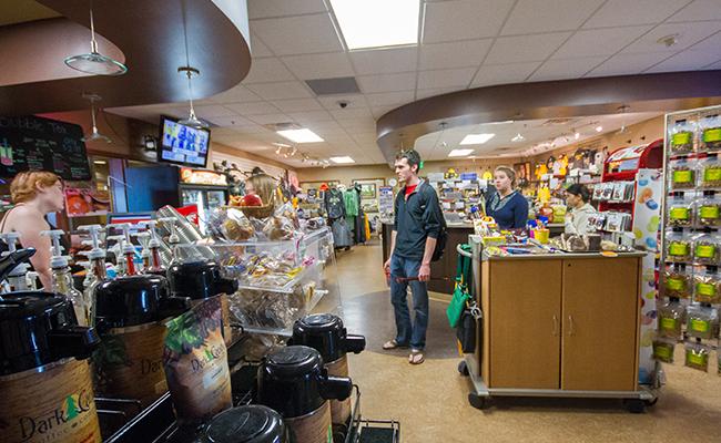 BHSU Rapid City Bookstore