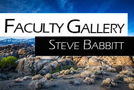 Steve's Personal Work.